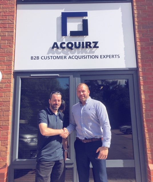 cleaning-company-aquires-new-client-acquirz